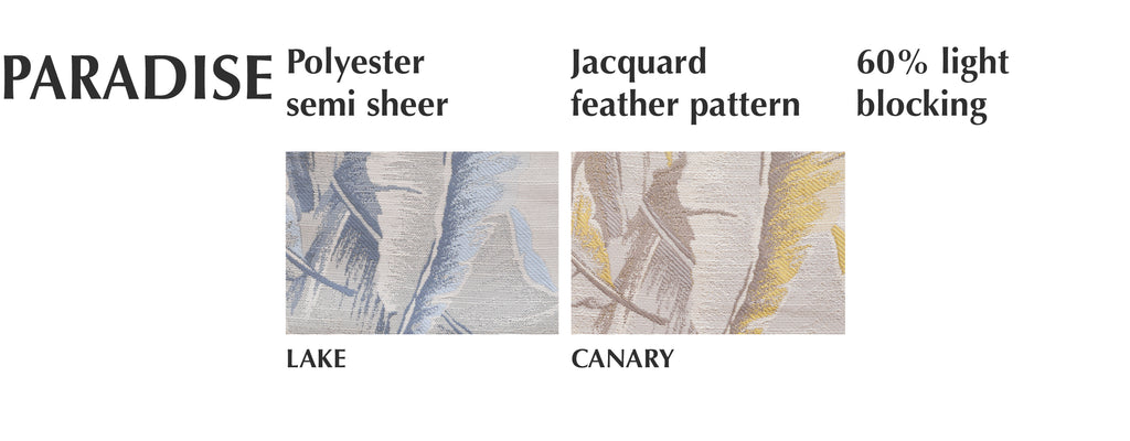 feather pattern jacquardcustom extra long curtain fabrics