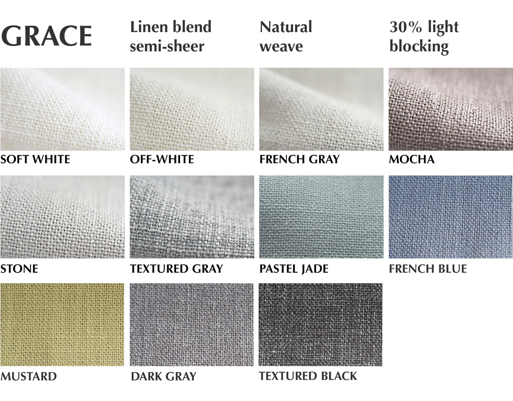 7dcbc20951 Custom Curtains Any size, any fabric
