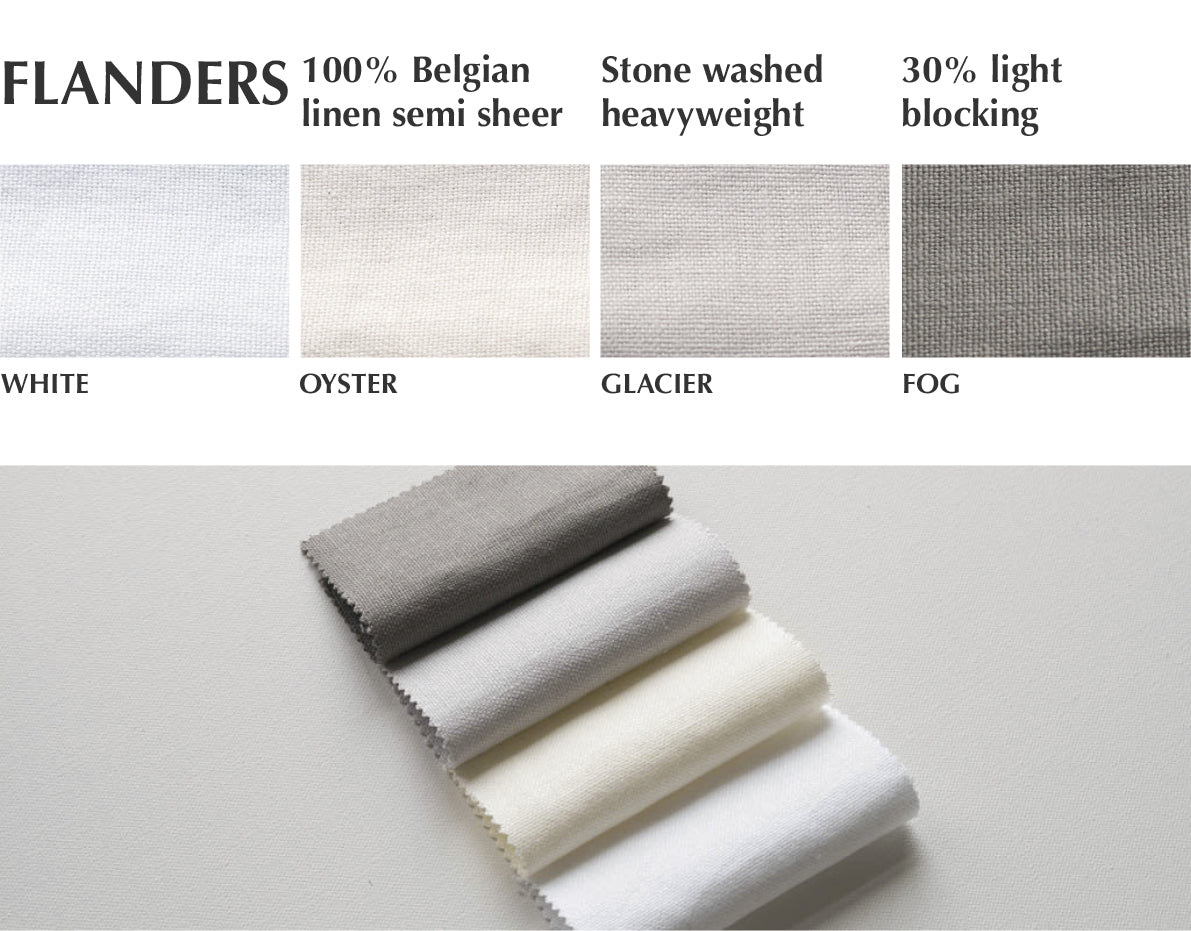 stone washed belgian linen fabric for custom curtains