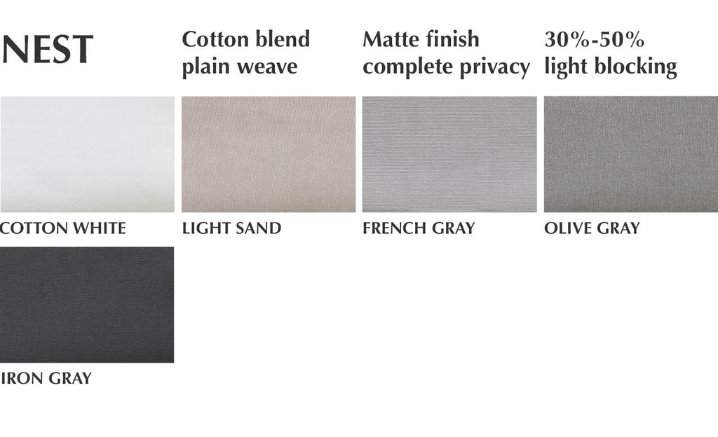cotton plain weave semi-sheer custom curtain swatches
