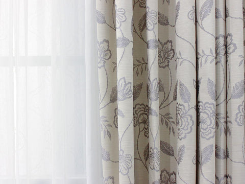 loft curtains pattern fabrics spring custom drapery