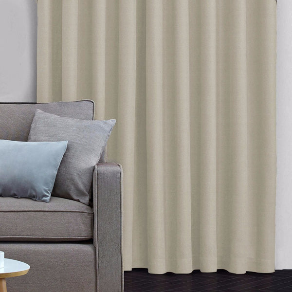 BLOCK Collection, blackout curtain fabrics, extra wide/tall ...