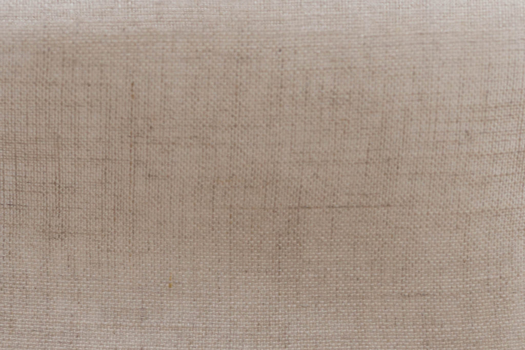 ANTWERP - 100% Belgian Linen Sheer Curtains - Flax -extra long curtains - drapery - Loft Curtains