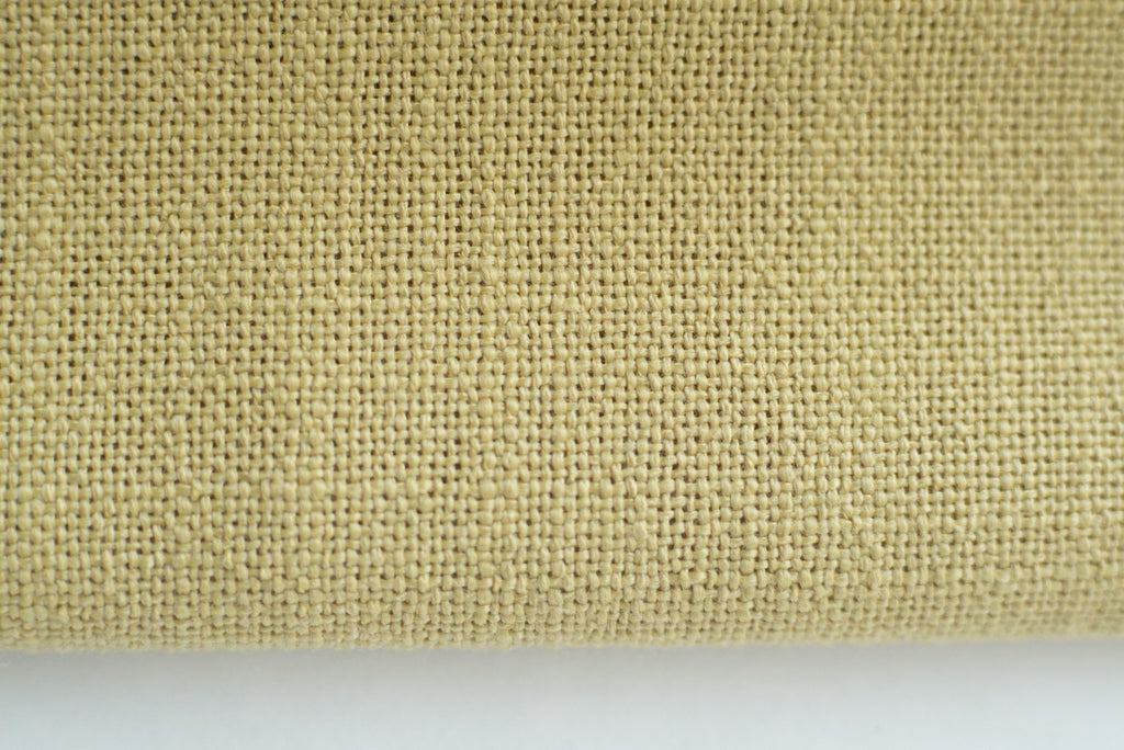 GRACE - Linen blend textured curtains - Mustard -extra long curtains - drapery - Loft Curtains