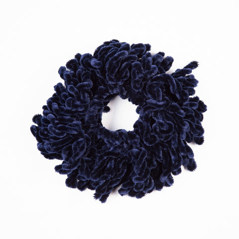 Volumizing Scrunchie NAVY
