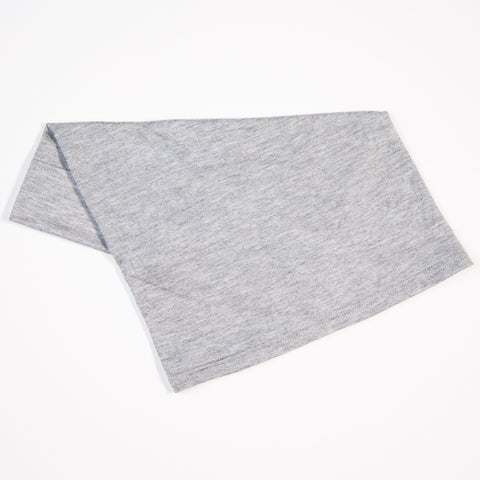 Cotton Under Scarf Heather Gray