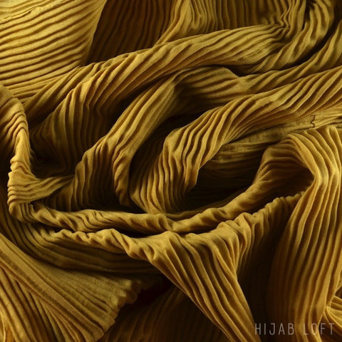 TUSCAN  Pleated Viscose