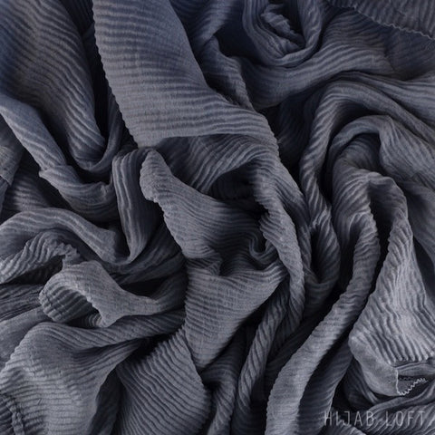 DUSK  Pleated Viscose