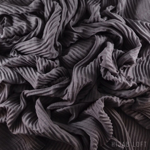 MAUVE  Premium Pleated
