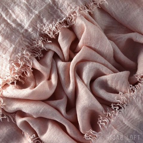 SHELL PINK  Premium Cotton