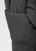 GRAPHITE  Ribbed Jersey