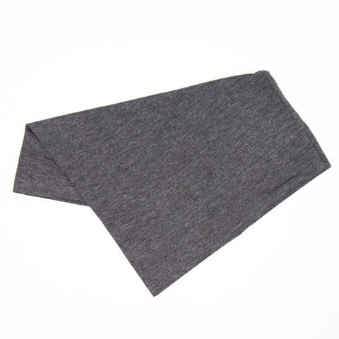 Cotton Under Scarf Graphite