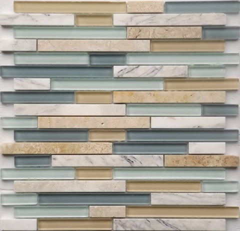 AL2890 - Glass Tile - Veranda Tile & Decor