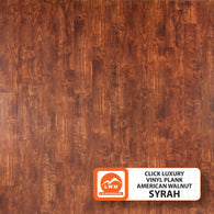 "American Walnut Syrah - Commercial Dry Back (6"" X 48"") - 31.97 Sq.ft/Carton - <h2>$3.01 sf </h2> <h4>FREE SHIPPING</h4> - Veranda Tile & Decor"