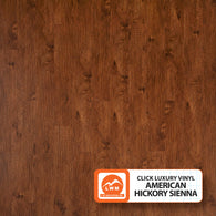 "American Hickory Sienna - Commercial Dry Back (6"" X 48"") - 31.97 Sq.ft/Carton - <h2>$3.01 sf </h2> <h4>FREE SHIPPING</h4> - Veranda Tile & Decor"