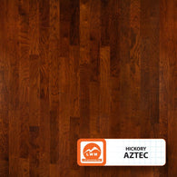 "Aztec - 5"" X 3/8"" Engineered Hickory (Smooth) - 29.52 Sq.ft/Carton - <h2>$4.23 sf </h2> <h4>FREE SHIPPING</h4> - Veranda Tile & Decor"