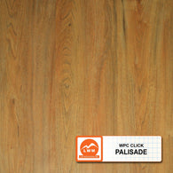 "Palisade - LWWPCPALI - Click Wood Plastic Composites (7"" X 48"") - 18.91 Sq.ft/Carton - <h2>$3.59 sf </h2> <h4>FREE SHIPPING</h4> - Veranda Tile & Decor"