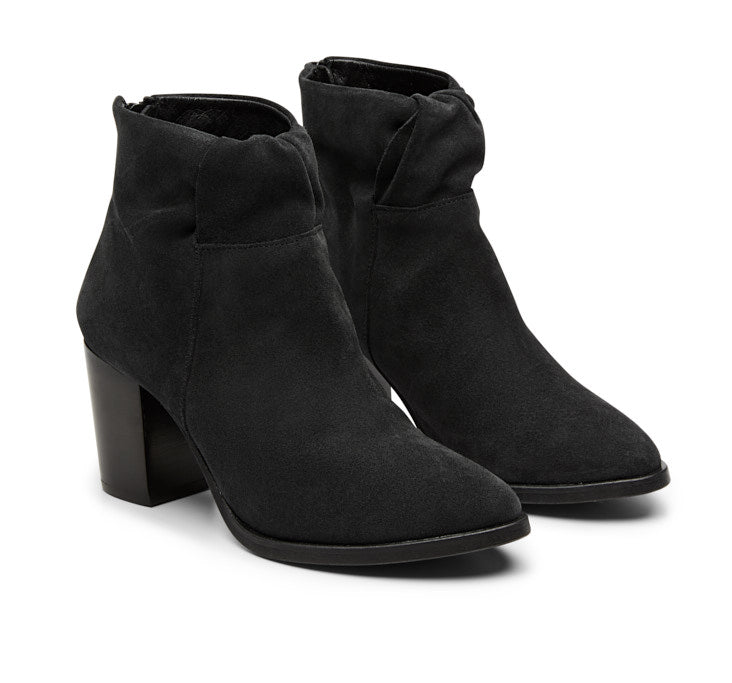 Lola Suede Ankle Boot