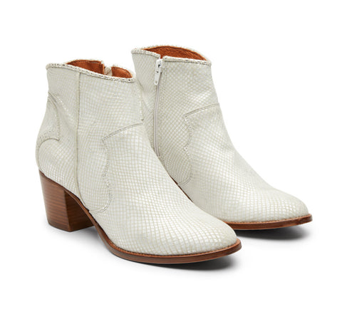 India Mid Heel Boot
