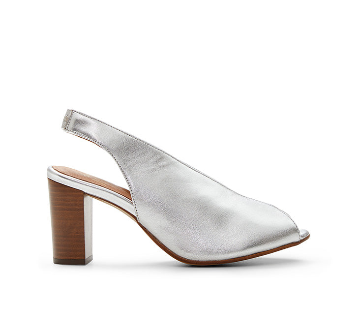 Claire Peep Toe Sling-Back