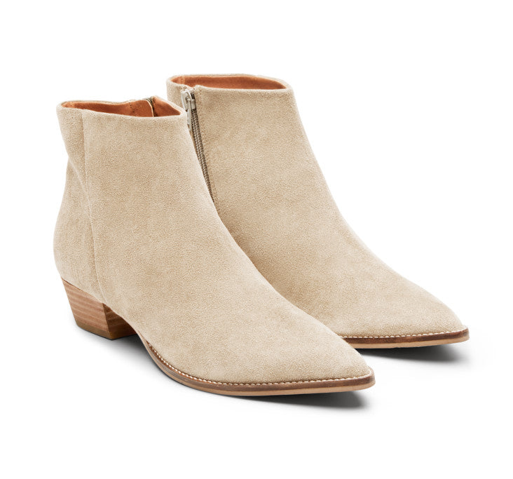 Hannah suede ankle boot