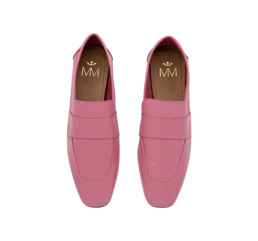 Kelly Leather Loafer