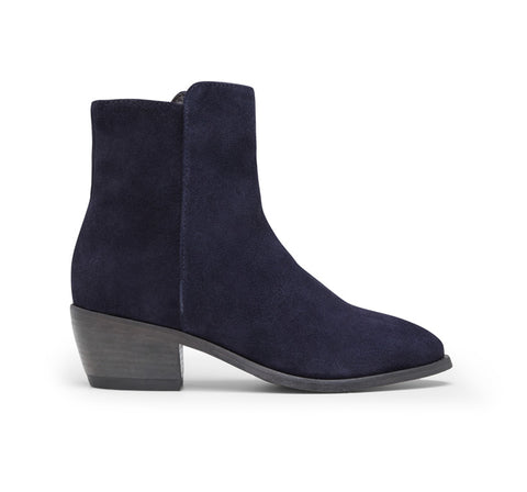Sky suede ankle boot