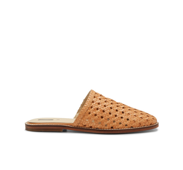 Alice Woven Leather Mule