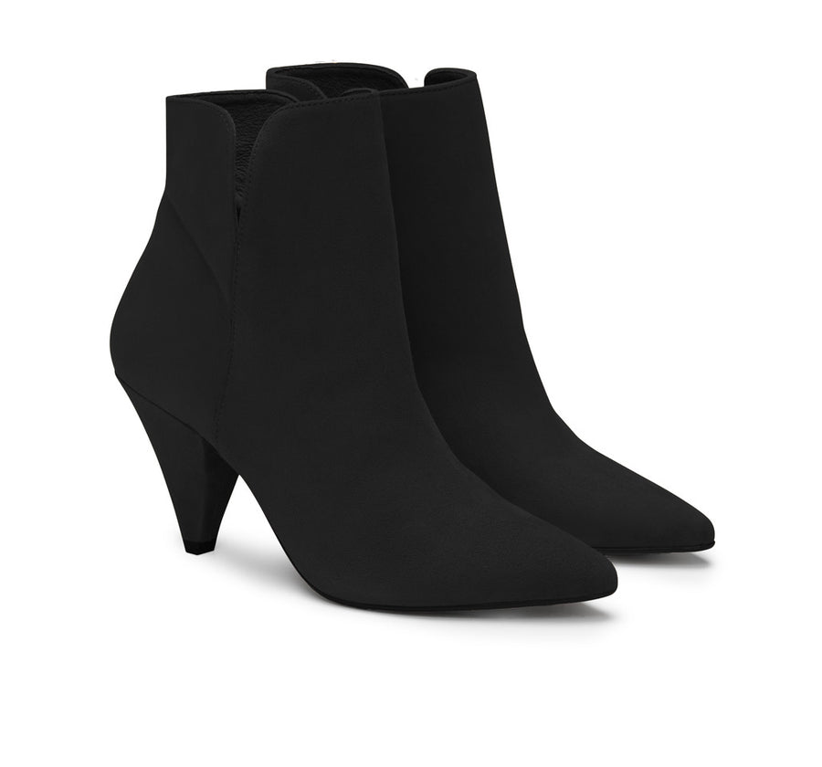 Gisela Suede Ankle Boot