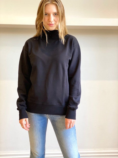 Oslo high neck Sweatshirt