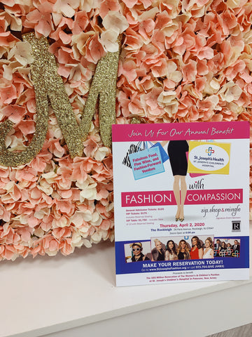 Fashion with Compassion Event