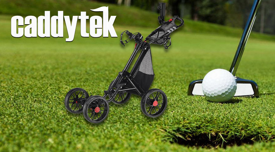 Caddytek Your One Stop Shop for Golf Carts and Accessories