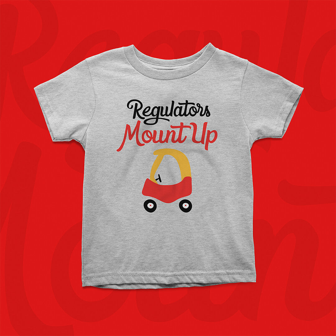 Regulators Toddler Tee Babydoopy Customers assume — and f&i managers often straight up say — that the reason their f&i guy is sweating is so hard is that he's working his hardest to get the customer the best deal. regulators toddler tee
