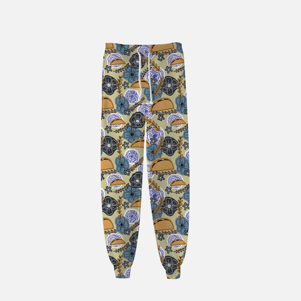 Floral Taco Sweatpants