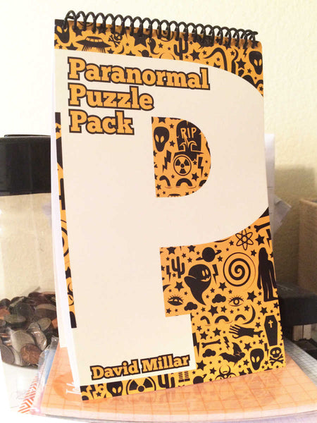Paranormal Puzzle Pack
