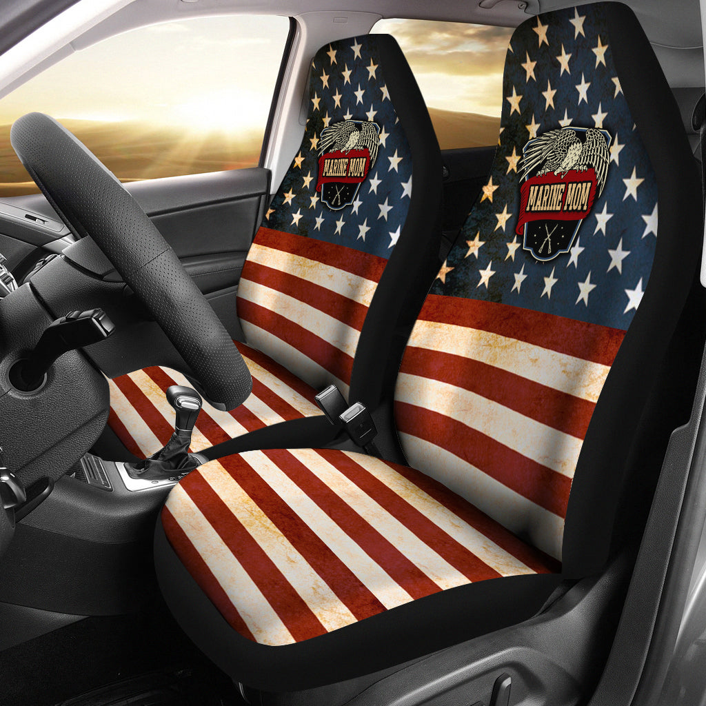 Marine Corps Seat Covers Velcromag