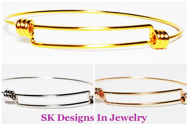 Designer Inspired Charm Bracelet / Best Quality Bangle