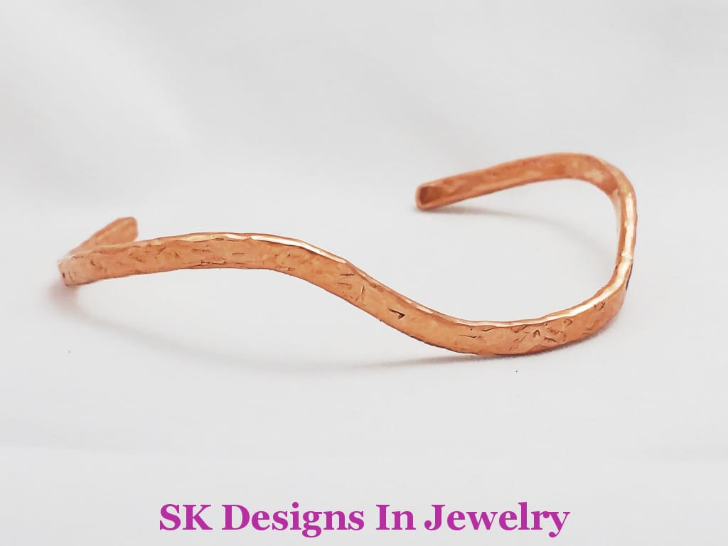 Mens Or Womens Copper Bracelet Bracelet