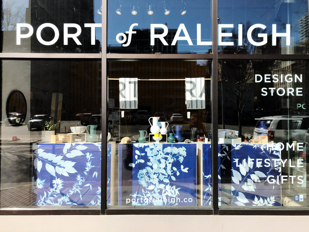 Design store Raleigh North Carolina. Shop small independent home and gift store in downtow Raleigh