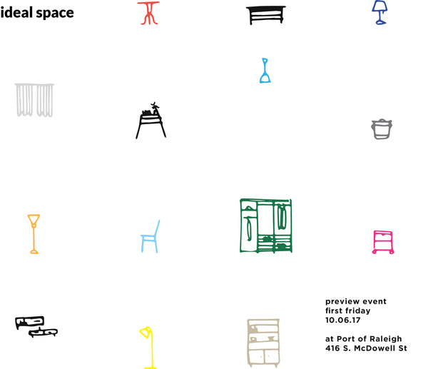 ideal space by students of the college of design at north carolina state university