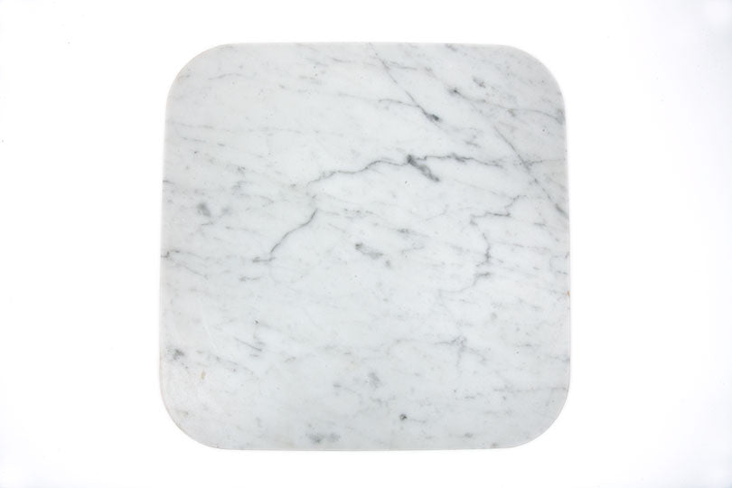Marble Platter, Square at Port of Raleigh