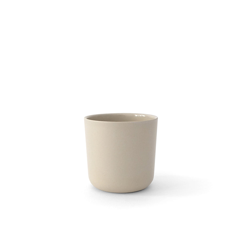Perfect everyday small cup. This 8oz Gusto Cup from Ekobo is made from Bamboo Fiber. Casual but stylish, soft to the touch but durable, this eco friendly tumbler is a great addition to creating a beautiful setting for every table. at Port of Raleigh