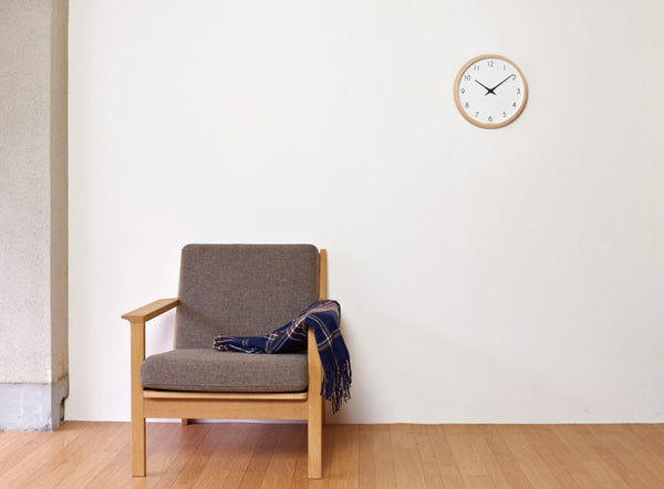 Campagne Wall Clock