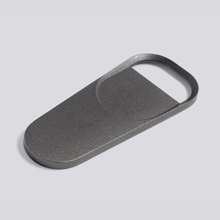 Minimal, sculptural, and perfectly functional. Slim bottle opener by HAY  at Port of Raleigh