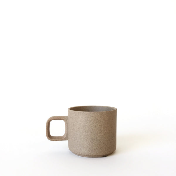 Natural Porcelain Mug