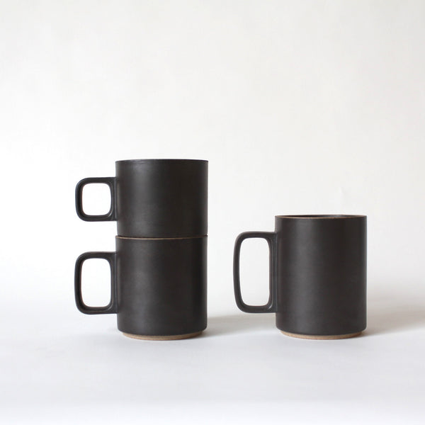 Black Porcelain Mug at Port of Raleigh