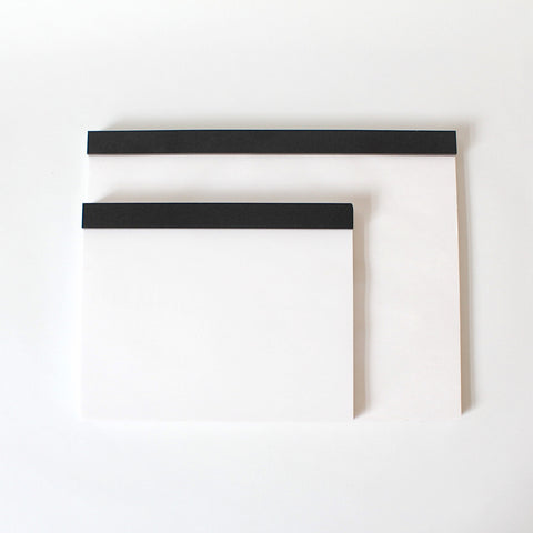 Black Binding Drawing Pad