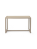Cool and minimal furniture just for kids. Made of ash veneer, this mini-size table is perfect for kids activities and unleashing the imagination. By Ferm Living. at Port of Raleigh