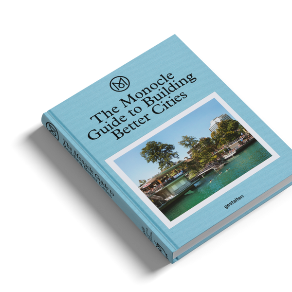 Book - The Monocle Guide to Building Better Cities at Port of Raleigh