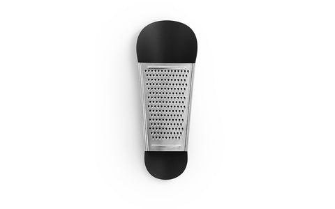 Pinch Cheese Grater, Black